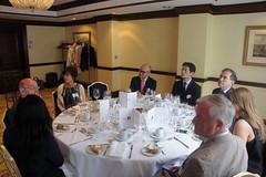 07-06-2018 Exclusive Luncheon with Secretary of State Pieter De Crem - DSC08939
