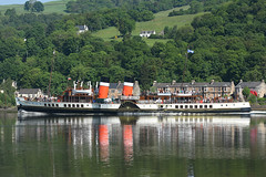 PS Waverley - Bowling  . 28-05-18 (MarkP51) Tags: pswaverley bowling firthofclyde paddlesteamer ship boat vessel maritimephotography sunshine sunny nikon d7200