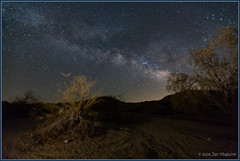 Stars over Box Canyon 1016 (maguire33@verizon.net) Tags: california coloradodesert lll meccahills milkyway paloverde sonorandesert galaxy stars unitedstates us