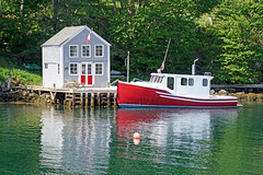 DSC00413 - Conversions (archer10 (Dennis) 145M Views) Tags: fishing sony a6300 ilce6300 18200mm 1650mm mirrorless free freepicture archer10 dennis jarvis dennisgjarvis dennisjarvis iamcanadian novascotia canada hackettscove boat buoys shacks cottage cruiser