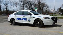 Cresson Borough Police Department (Emergency_Spotter) Tags: cresson borough police department pa pennsylvania ford fleet 2014 interceptor sedan
