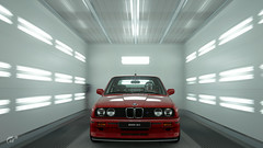 m3 (Ghost=) Tags: bmw m3 evolution red gran turismo gt sport ps4