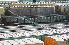 CB&Q 197700 (Chuck Zeiler) Tags: cbq 197700 burlington railroad gondola freight car cicero train chuckzeiler chz