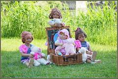 Kindergartenkinder ... (Kindergartenkinder 2018) Tags: kindergartenkinder annette himstedt dolls sanrike tivi milina bebé