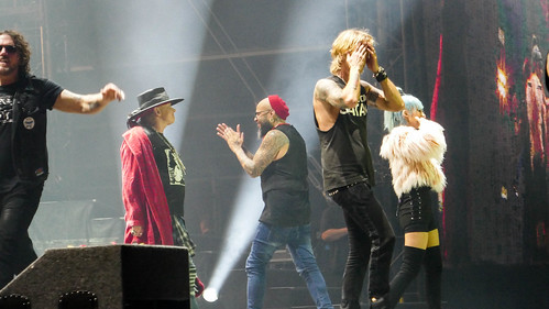 Guns N Roses Berlin 2nd 171