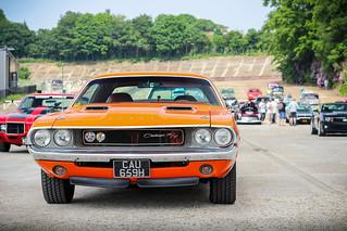1970 Dodge Challenger R/T.