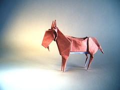 Goat - Hsi-Min Tai (Rui.Roda) Tags: origami papiroflexia papierfalten goat hsimin tai ousa collection 2018