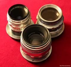 Silver 50s (Retro Photo International) Tags: silver m39 helios 44 kmz 58mm f2 carl zeiss jena 50mm 35 isco gottingen westanar 28 canon sl1 40mm stm