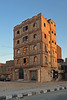sunlit builing (GVG Imaging) Tags: luxor egypt