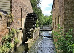 The Mill - Morden Hall (MedievalRocker) Tags: snuffmill riverwandle watermill nationaltrust morden mordenhallpark