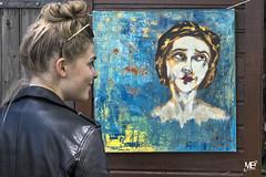 va voir ailleurs DxOFP XT1_DSF3371 (mich53 - thank you for your comments and 5M view) Tags: tableau peinture femme regards sourire xt1 xf1655mmf28rlmwr portrait exposition frémainville