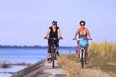 Lazy afternoon #3 (IMG_5994) (Sisko1235711) Tags: ladies cycling spring drava croatia sisko1235711