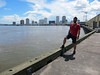 Nate in New Orleans (pr0digie) Tags: neworleans nate downtown city cityscape mississippi river
