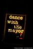 Dance with the Mayor DSCF7598 (Klaas / KJGuch.com) Tags: groningen grunn mayor dance dancewiththemayor dancing neon neonsign windowdressing sign message swingingroningen swinginggroningen music