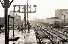 Leeds Central twilight (Lost-Albion) Tags: leedscentral d1557 47441westyorkshire 1966