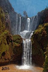 Cascades 'Ouzoud (dblechris) Tags: cascades ouzoud maroc eauwater
