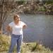 Jessica Schultz on the Poudre River