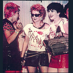 L.A. Punk Rock Girls (alice_bag) Tags: pyranhas