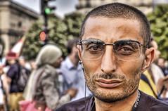This is classified (Stuck in Customs) Tags: portrait lebanon paris france face beard glasses israel war serious guess muslim rally protest dream middleeast terrorist forza terror terrorism beirut hezbollah gaza quran koran theface palastine hamas burka nikonstunninggallery fivestarsgallery hezbullah
