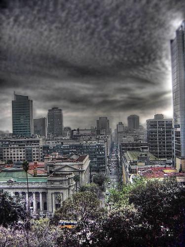 HDR-Santiago,Chile