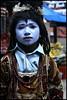 Shiva on the street (Vivek M.) Tags: india festival market bangalore krishna karnataka hinduism janmashtami