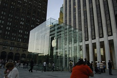 _DSC0034 (jkibe) Tags: plaza new york city nyc newyorkcity newyork apple glass logo store manhattan 5thavenue applestore cube avenue 5th flagship gmbuilding glasscube