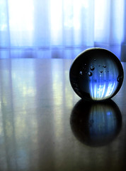 Crystal Ball take #1 - by Isobel T