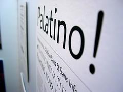 Palatino! - by splorp