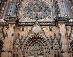 Katedrla svatho Vta (Frengo2.0) Tags: cathedral prag praha praga tschechien photodomino czechrepublic cattedrale stvitus sanvito repubblicaceca veitsdom praguekatedrlasvathovta