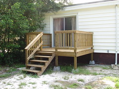 new deck (Lorie09) Tags: renovation morningside