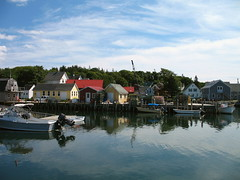 Carver's Harbor, Vinalhaven, Maine by Tiny Banquet Committee