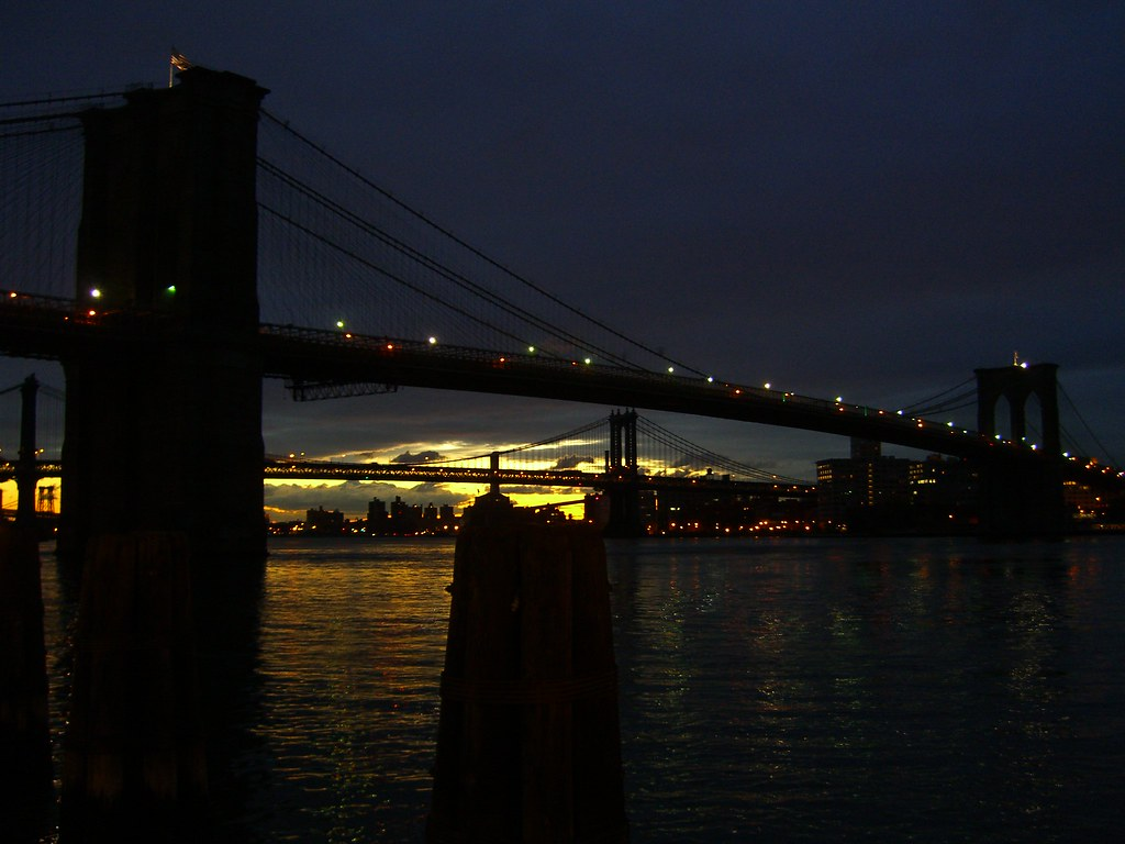 Building bridges. Sun rising. Strong metaphors for change in education. Photo taken by dogra, made available on flickr through a cc license. Click image to view source.