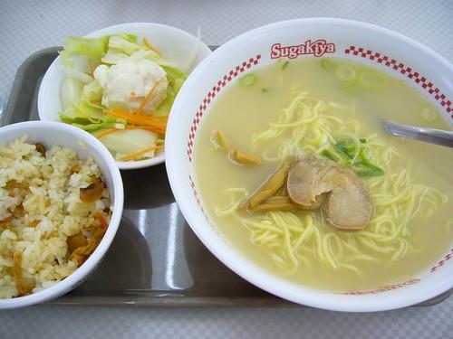 Sugakiya Ramen(スガキヤ)
