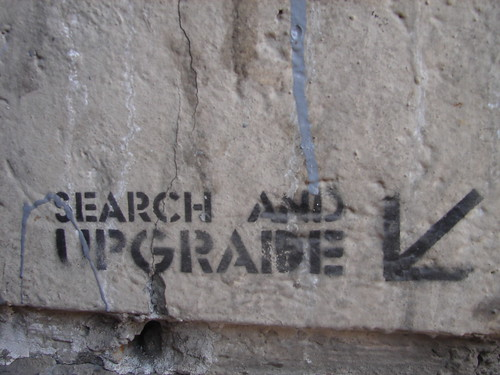 Search and upgrade