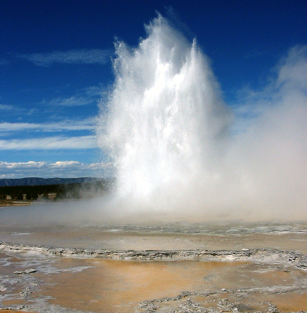 Great Fountain Geyser