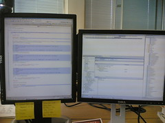 Mmmm, dual monitor goodness