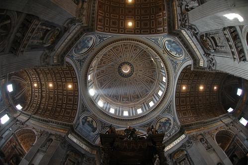Zdjęcia Bazyliki św. Piotra w Rzymie