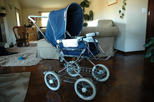 The Emmaljunga Stroller