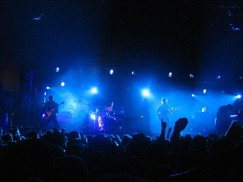 Interpol @ Splendour 2005