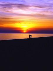 tramonto a gallipoli (_stebo_) Tags: sunset sea summer italy sun beach italia tramonto estate sole gallipoli salento puglia spiaggia lecce salentino rivadiugento fotoincatenate