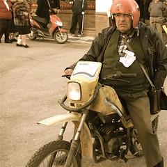 M-o-t-o-r-a-c-e-r (Superburschi) Tags: street man bike spain cross lottery motorcycle suzuki andalusia motoracer