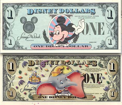 Disney Bucks