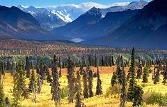 Chugach Mountains (Natman1) Tags: autumn mountains fall alaska landscape