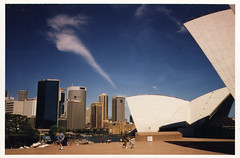 Sydney Opera (Alex Erber) Tags: blue sky cloud sunshine skyscraper opera harbour sydney australia newsouthwales downunder daintree photofaceoffwinner alexerber alexandererber