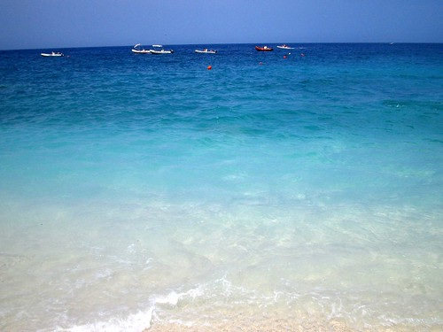 у берегов Сардинии