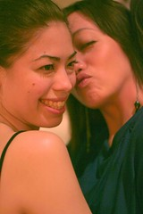 Kiss Kiss (Sunhands) Tags: serena cammy kevingwenswedding