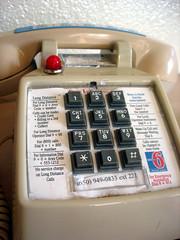 Motel Phone
