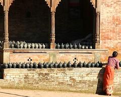 To dry, Bhaktapur