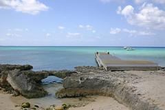 7 Mile Beach Dock - Grand Cayman (jason_minahan) Tags: ocean beach island cayman grandcayman
