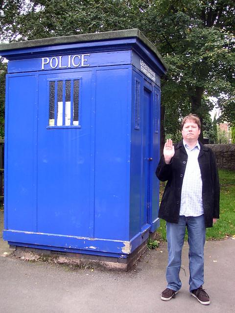 Not a TARDIS